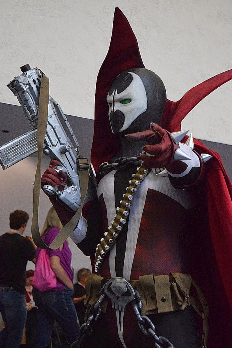 The Coolest Cosplay Costumes From WonderCon 2015  (3)