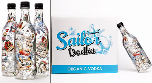 Good Sailor Organic Vodka Alcohol Level By Content