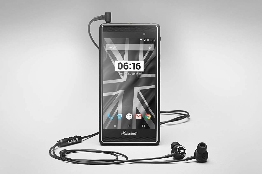 Marshall-London-Smartphone