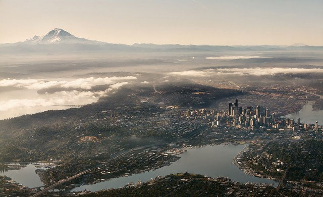 10 City View Seattle U.S.A