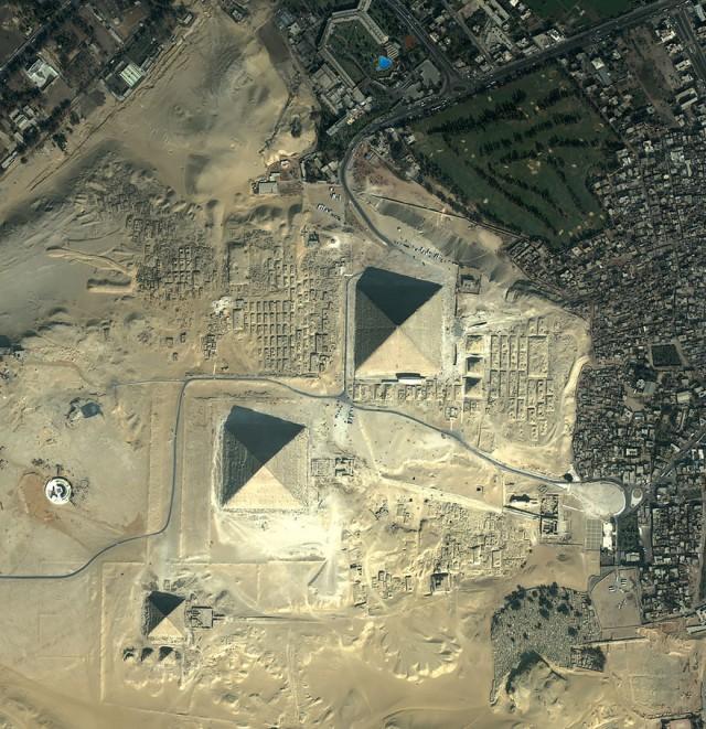 11 City View Giza Pyramids Egypt