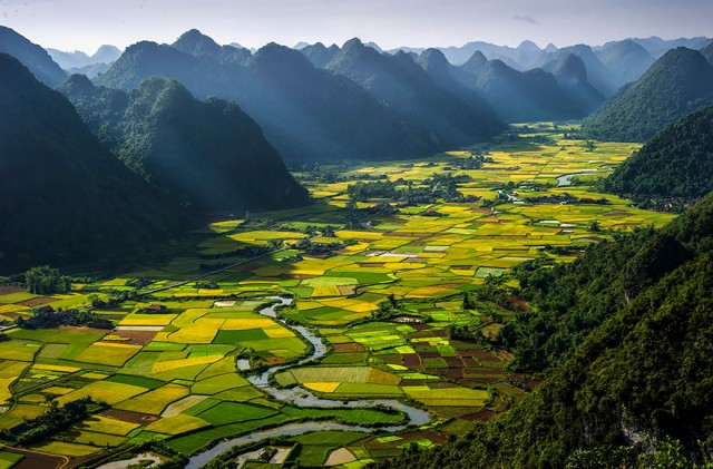 12 City View Bac Son Valley Vietnam