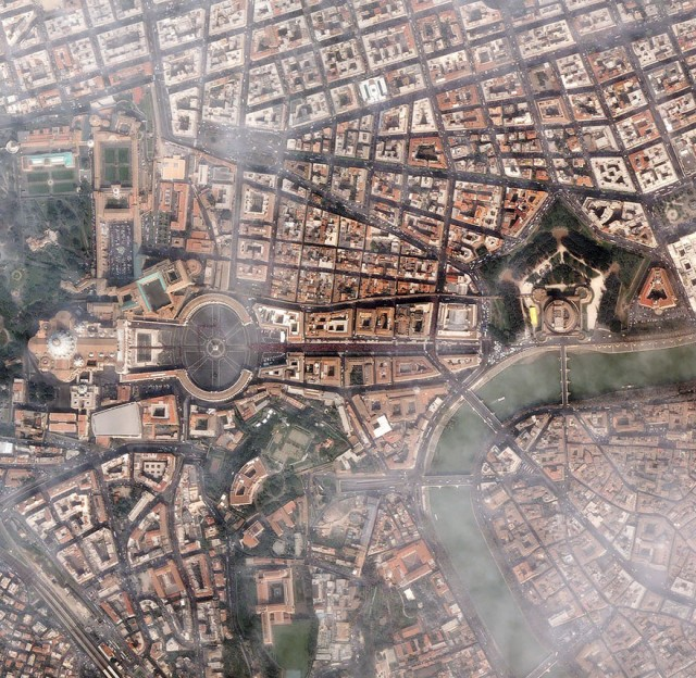 16 City View Vatican City