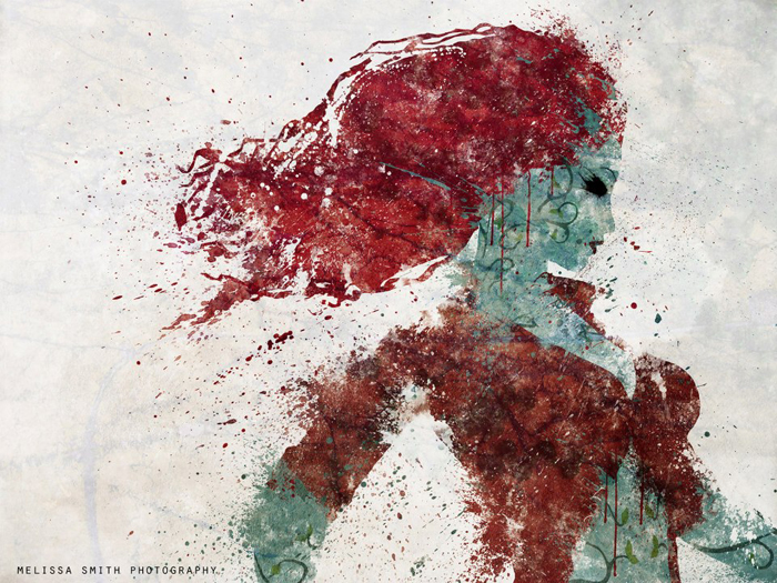 Astonishing DC Splatter Artworks (3)