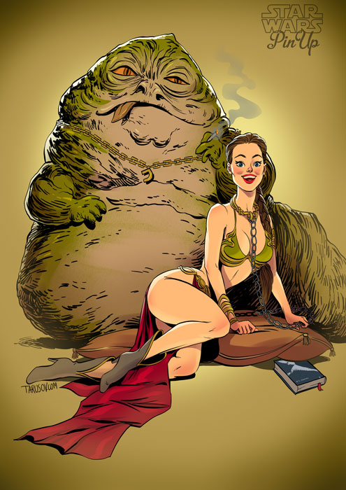 star-wars-pin-up-1