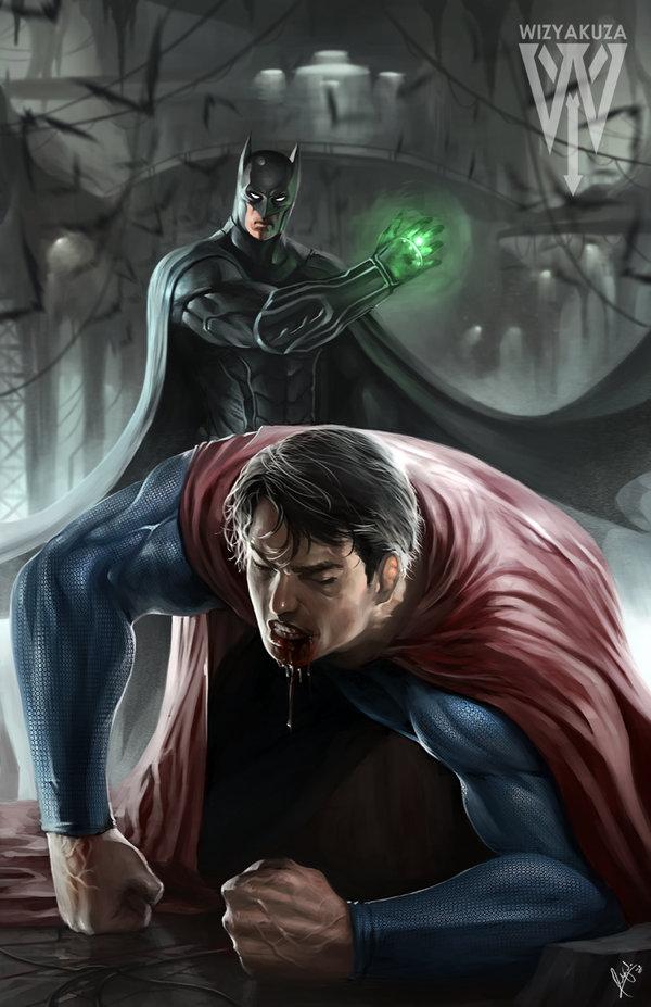 Batman v Superman Artwork 7