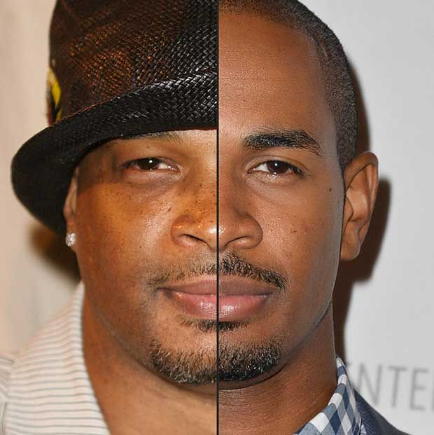 Damon Wayans and Damon Wayans Jr.