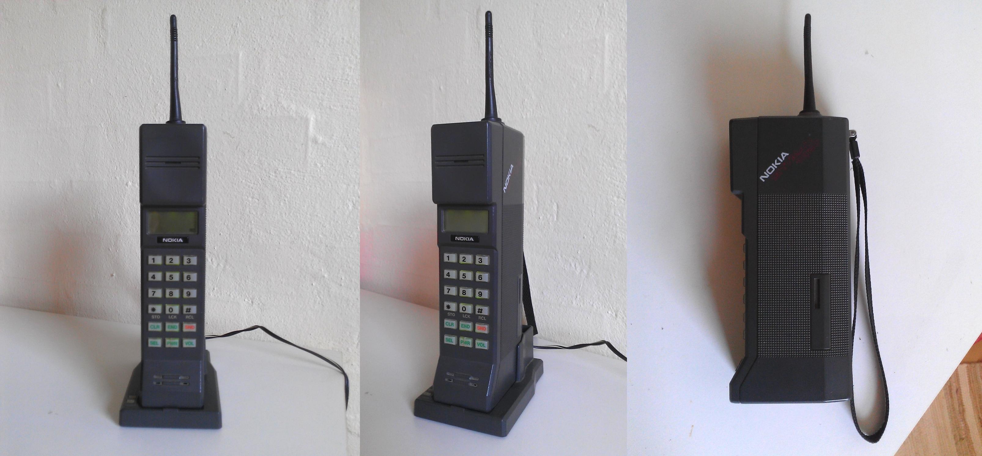 Nokia phones history in images (2018 update)